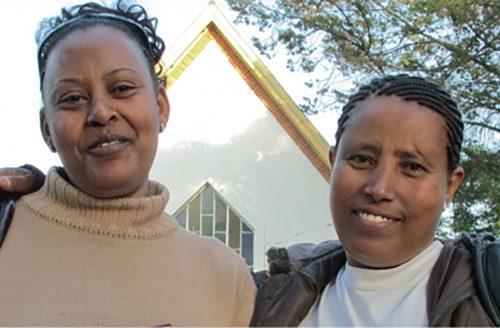 Ledarskapsutbildning för kvinnor i Etiopien